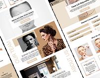 Client | Logo and Website Prototpe