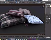 3dsmax workflow modélisation texturing