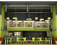 Fresh Restaurant Concept Dubai UAE.