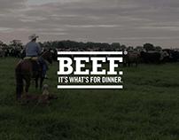 BEEF. Logo Redesign