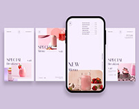 Soft Touch Food Instagram Posts & Stories Template