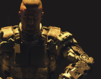 Call of Duty - Black Ops 3 Pose Exploration