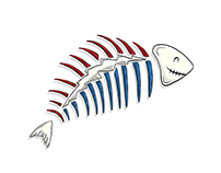 Grateful Dead Fish