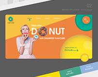 Candy Donut Branding