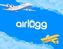 Airlugg Project + free UI kits