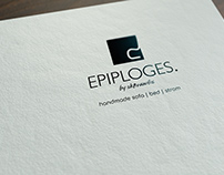 Logo for epiploges