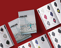 PUMA TIME SS15 Collection - Watch Catalogue