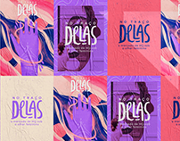 No Traço Delas | Identidade Visual
