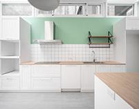 House Renovation | 浴 光 Sun & Bath