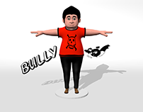 Bully Character Modelling