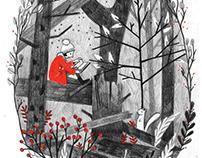Middle Grade Illustration