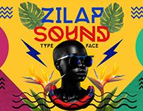ZILAP SOUND TYPEFACE