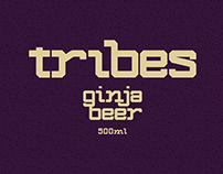 TRIBES - FREE FONT