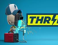 Thrills Logo Animation