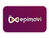 Epimovi Logo Tasarımı