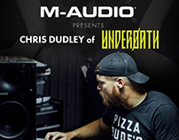 M-Audio Presents Chris Dudley of Underoath