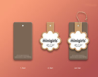 Minigirls hangtag