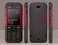 Nokia 5310 Render