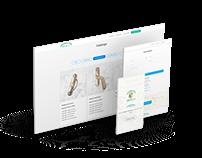 Diseño Web - Herrajes Hervac