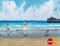 Mastercard calendar