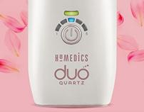 Duo Quartz