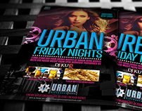 Urban Wineworks - Promotional Flyer