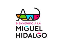 Bienvenido a la Miguel Hidalgo
