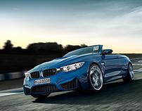 BMW M4 Motorsport CGI Campaign 2015 - Shot 2
