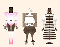 Fashion illustration 2018