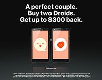Verizon Digital Signage and App Motion Design