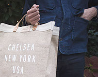 Case Study: Apolis Market Bag