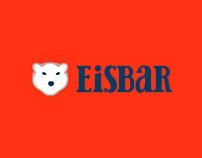 Eisbar - Visual Identity + Type Design