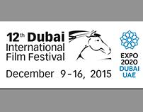Dubai International Film Festival Opening Ceremony 2015