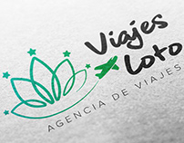 Branding Viajes Loto - Agencia de viajes