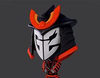 G2 Samurai [Figurine]