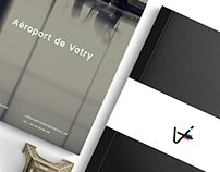 Aéroport de Vatry - Branding