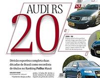 Audi RS 20 - Veículos