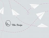 VIBE. Web design
