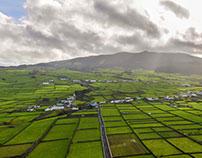 Panoramic Terceira Island