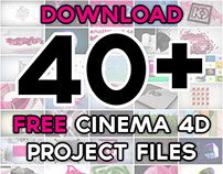 DOWNLOAD FREE CINEMA 4D PROJECTS