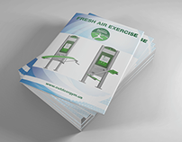 Product Catalog / Booklet Design