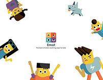Emot–The best app for kids to learn emotions