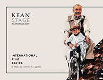 Kean Stage Film Series - Interactive PDF