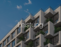 Leistung — Premium apartments website