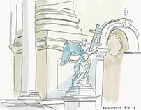 Vienna Sketch