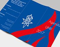 Agenda 2017 UMP Central de Poá.