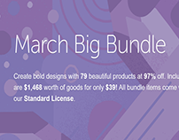 March Big Bundle