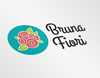 Bruna Fiori | Logo & Corporate