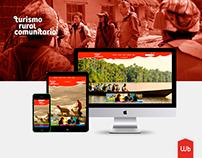 Web | Turismo Rural Comunitario