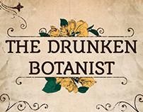 The Drunken Botanist Branding